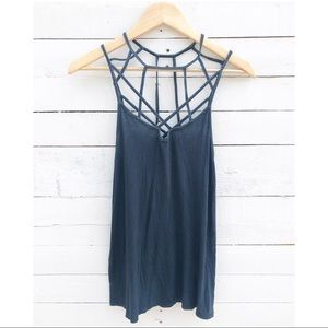 American Eagle | Soft & Sexy Strappy Tank Top M